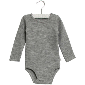 Body Plain Wool LS - Little moon