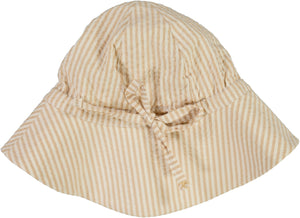 Baby Girl Sun Hat - Little moon