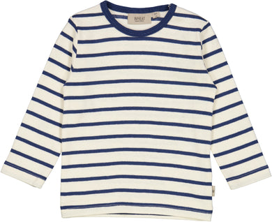 T-Shirt Striped LS - Little moon