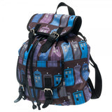 Doctor Who Tardis All Over Print Knapsack