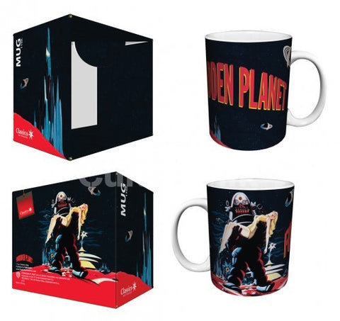 Forbidden Planet Ceramic Mug