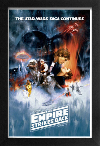 Star Wars: Empire Strikes Back Art