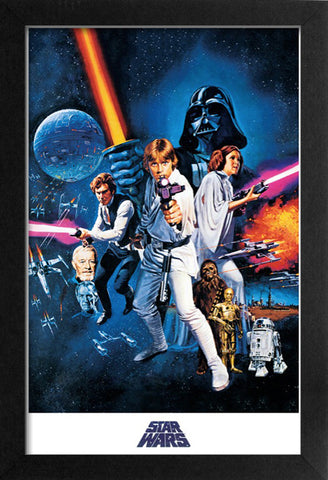 Star Wars: A New Hope Art