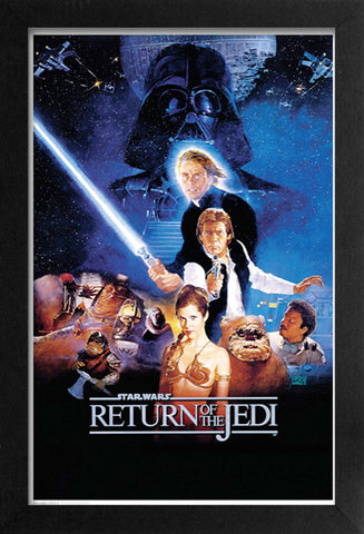 Star Wars: Return of the Jedi Art