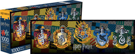 Harry Potter House Crest Puzzle- 1000 pieces