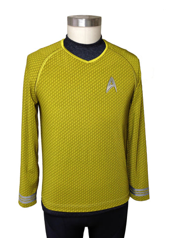 Star Trek Into Darkness Captain Kirk Tunic
