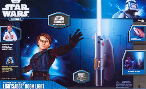 Star Wars Lightsaber Night Light