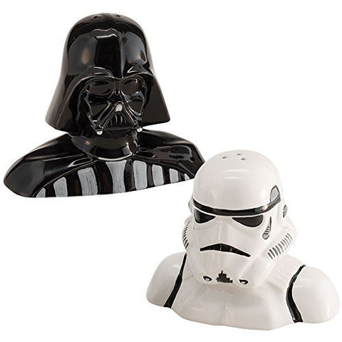 Star Wars Empire Salt & Pepper Shaker Set