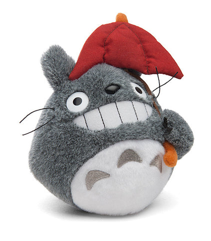 Totoro w/ Umbrella Plush
