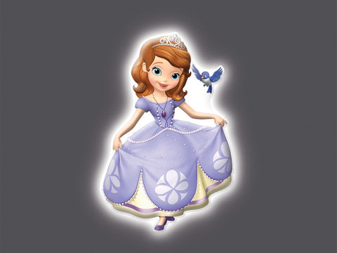Wall Friends Sofia the First