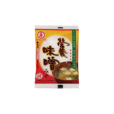 Kong Yen Miso Paste 140g - Asian Pantry Delivery | Asian Alley Delivery,