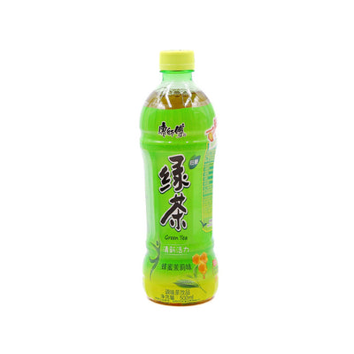 MASTER KONG Honey Jasmine Green Tea 550ml - Asian Pantry Delivery | Asian Alley Delivery,