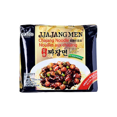 Paldo Jjajangmen Chajang Noodle Instant Noodle - Asian Pantry Delivery | Asian Alley Delivery,