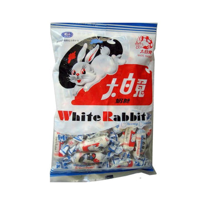 White Rabbit Creamy Candy (大白兔奶糖 ) 108g - Asian Pantry Delivery | Asian Alley Delivery,