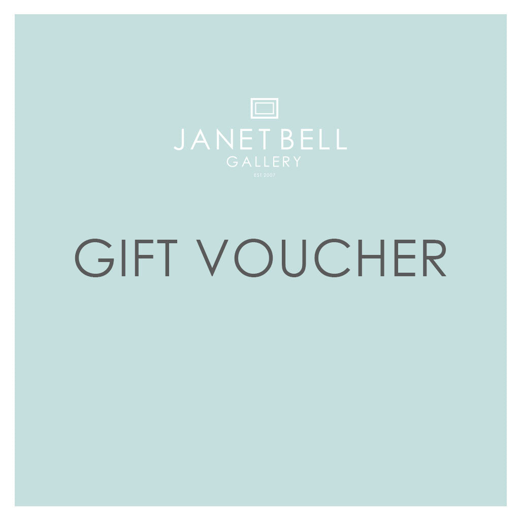 Gift vouchers janet bell gallery gift vouchers negle Images