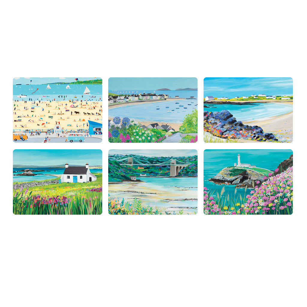Anglesey Placemats Set 4
