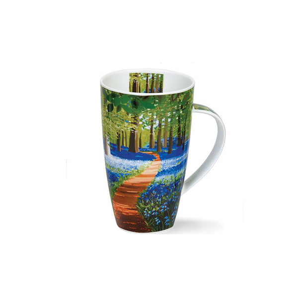 Dunoon Mug - Bluebell Forest