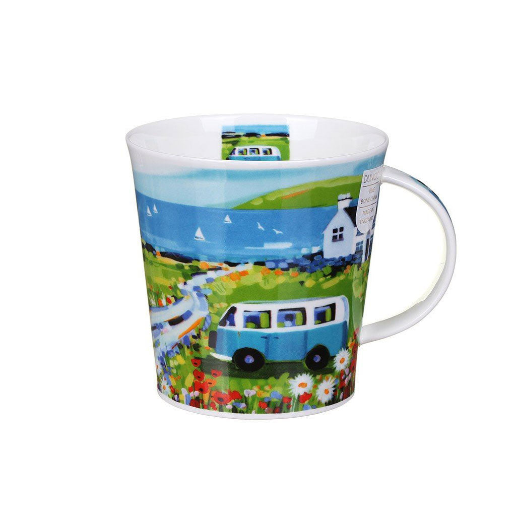 Dunoon Mug - Picnic at the lighthouse (Penmon)