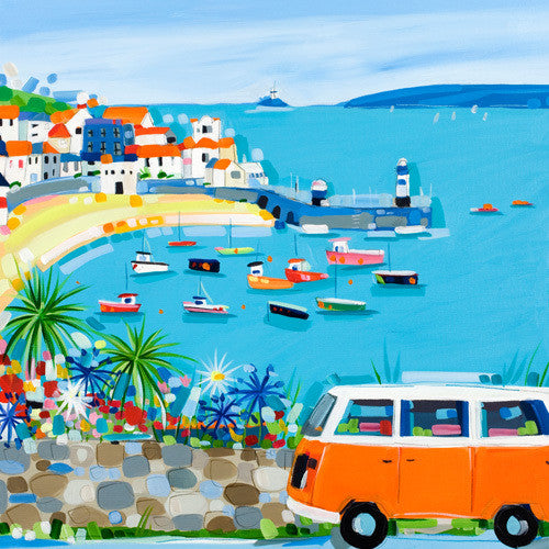 St Ives here we come by Janet Bell