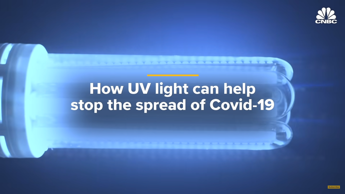 How exactly does UV-C light kill germs and bacteria?