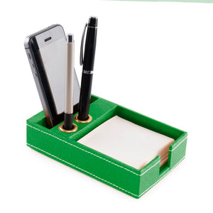 Mobile,Pen & Slip Holder Desk Organiser