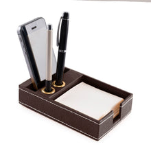 Load image into Gallery viewer, Mobile,Pen & Slip Holder Desk Organiser