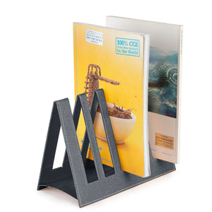 Ecoleatherette Magazine Holder