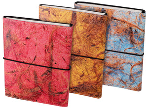 Coir Pattern Soft Cover Notebook