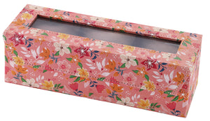 3 Watch Box ( With Pillow) Floral