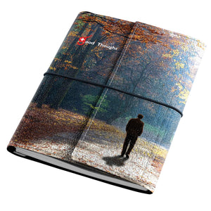 Digitaly Printed Customise Soft Cover Notebook