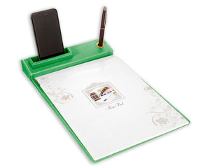 A4 Doctor Pad with Mobile Holder & Pen Holder