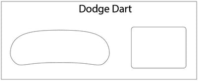 Dodge Dart Screen ProTech Kit