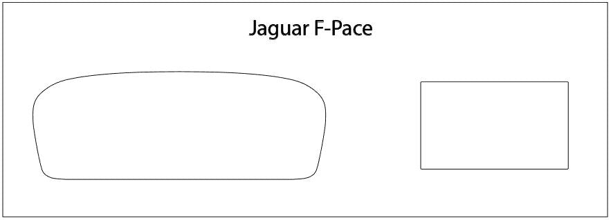 Jaguar F-Pace Screen ProTech Kit