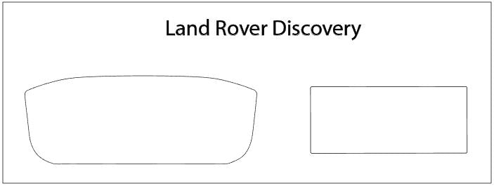 Land Rover Discovery Screen ProTech Kit