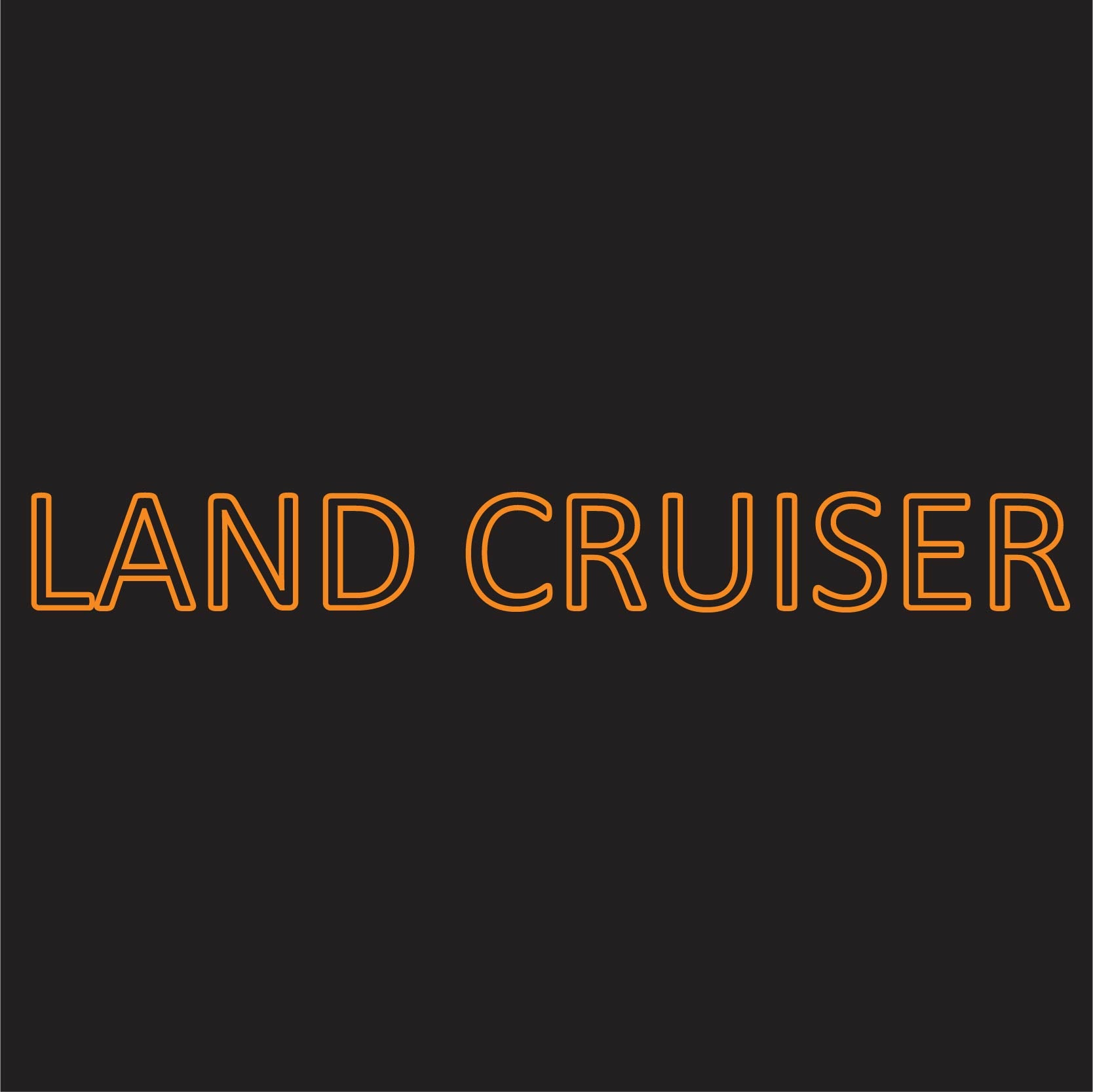 Toyota Land Cruiser Screen ProTech Kit