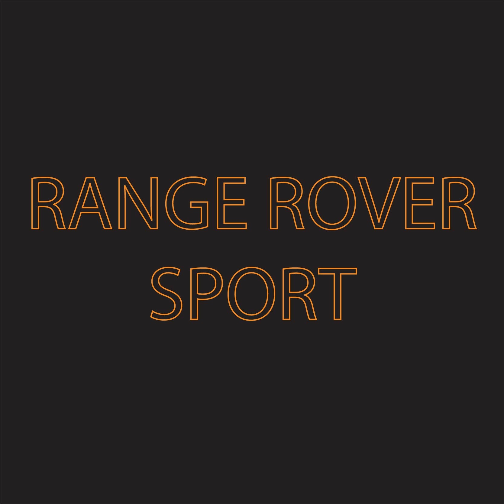 Land Rover Range Rover Sport Screen ProTech Kit