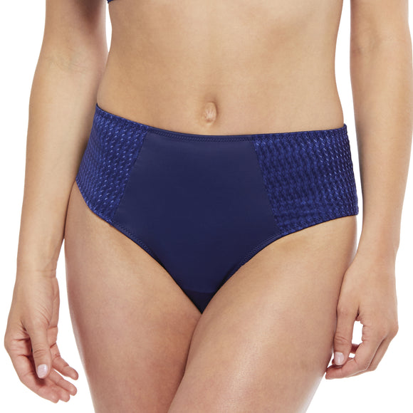 Carole Martin Comfort Brief Hipster style - Blue