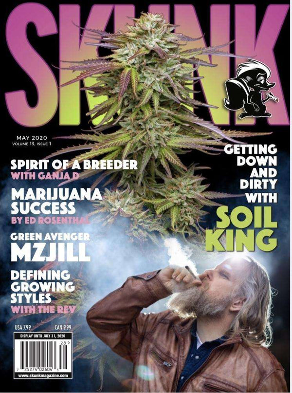 Skunk Magazine- June Issue 2020