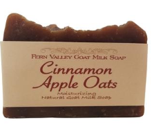 Cinnamon Apple Oats Bar Soap