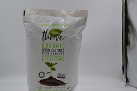 Worm Castings- Terra Thrive- 6 Quarts