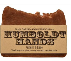 Ginger & Lime Bar Soap