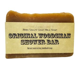 Original Woodman Bar Soap
