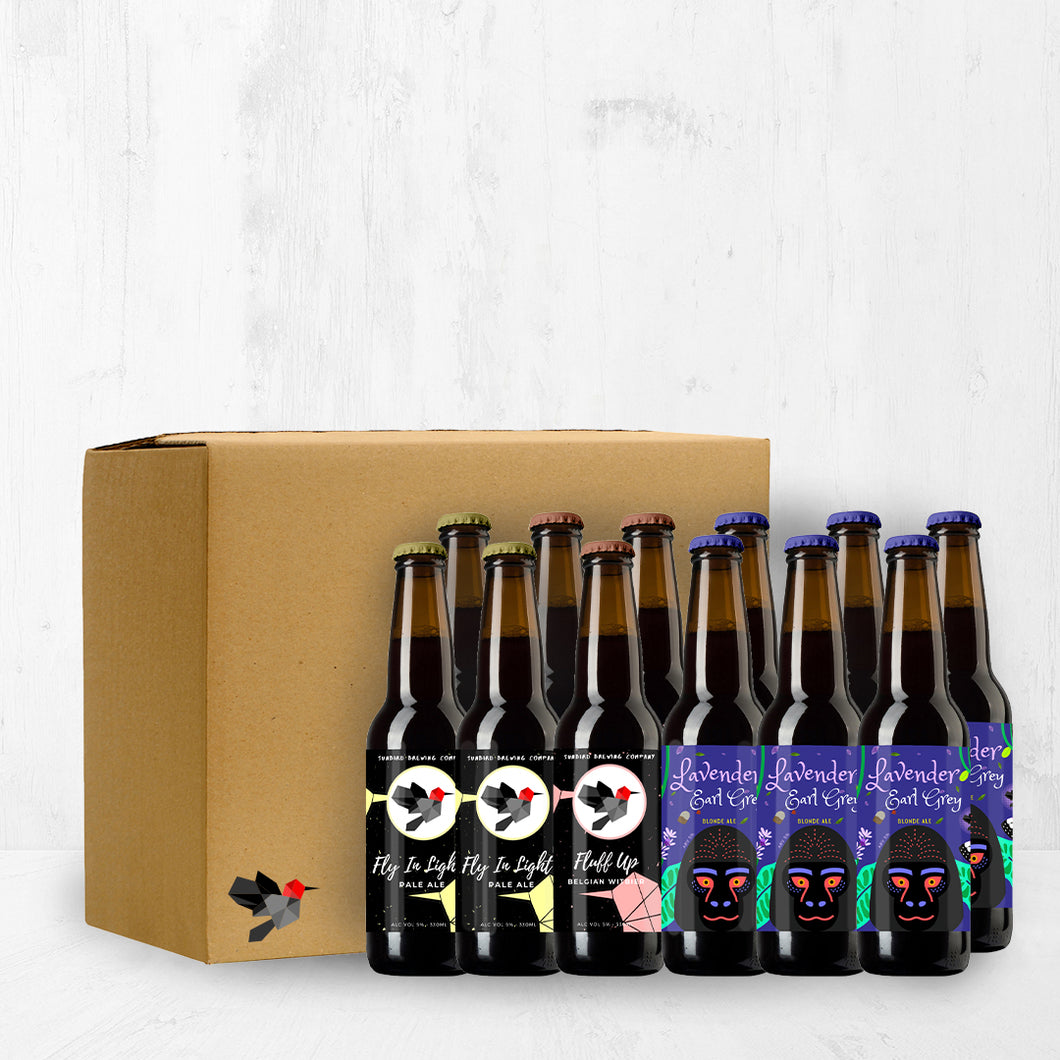 Lavender Earl Grey Blonde Ale Mixed Pack of 12