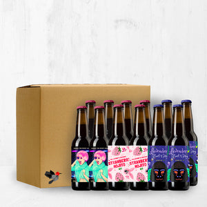 Lavender Earl Grey Blonde Ale Seasonal Mixed Pack of 12
