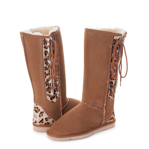 Safari Lace Up UGG Boots Sale