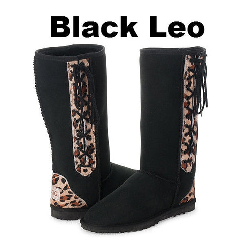 Safari Lace Up UGG Boots