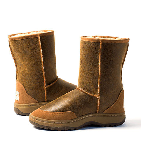 Napa Deluxe Rugged Ugg Boots