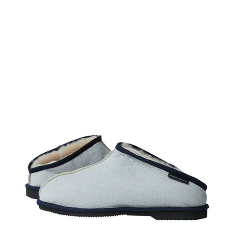 Natural Speedboat UGG Slippers