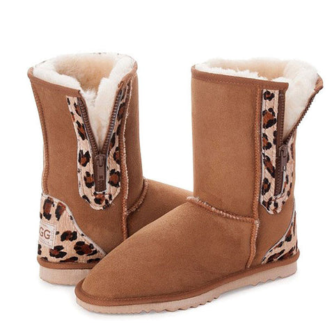 Safari Short Zip UGG Boots