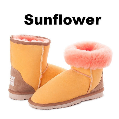Sunflower Short UGG Boots